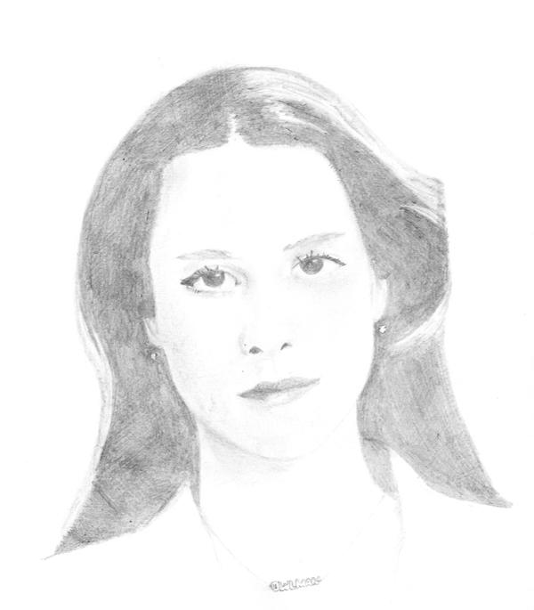 рисунки карандашом девушек картинки: